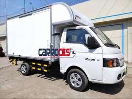 Venta y fabricación de furgones metálicos para cualquier tipo de camión.