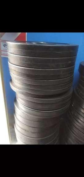 BUMPERS DE PRIMERA($320 X KG)