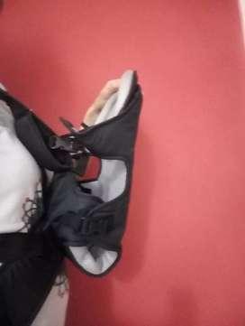 Mochila canguro porta bebé Kiddy by bag Deluxe