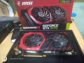 GTX 1070 MSI Gaming X