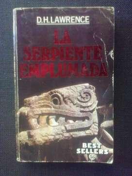 La serpiente emplumada por D.H. Lawrence