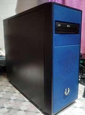 Torre Gaming Board Gigabyte G1 Sniper A88x + AMD A10 7700K Radeon R7 + 8GB DDR3 Kingston Hyper X + EVGA 430W 80 Plus