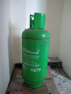 Se vende pipa de gas de 39 libras