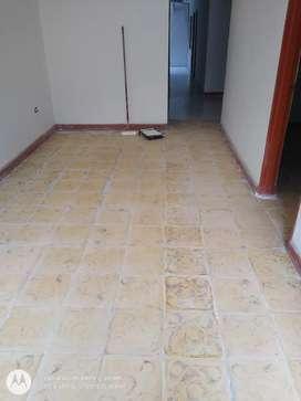 Pulido cristalizado mantenimiento de pisos