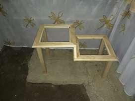 Mesas de centro y marcos
