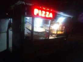 Trailer con Pizzeria Ycomidas Yotros