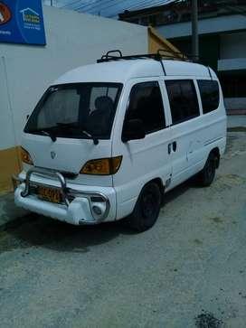 Vendo Camioneta Hafei