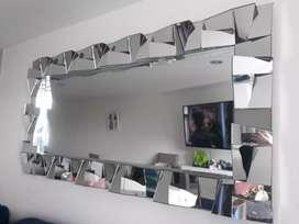 Vendo espejo de lujo