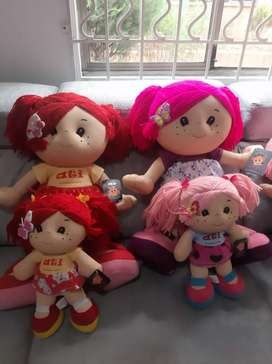 Muñecas de trapa