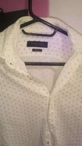 Camisa  mangalarga ZARA