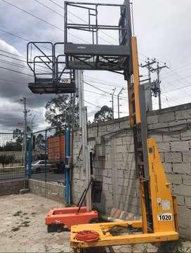 Elevador asensor  carga electrico / lifter