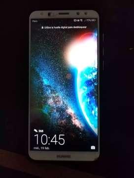 Huawei mate 10 lite excelente estado