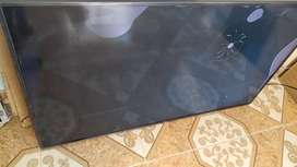 Vendo Smart TV LG 55' pantalla rota