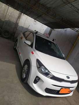 venta de vehiculo para taxi kia rio
