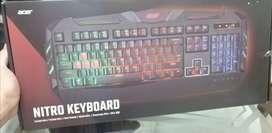 Vendo teclado gamer