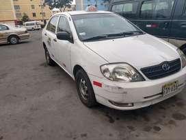 Taxi SETAME   corolla 2003
