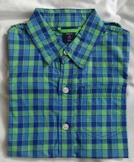 Camisa Manga Larga Niño GapKids