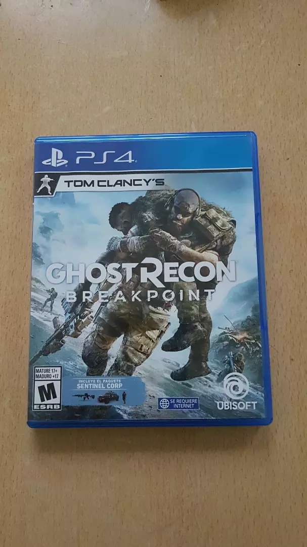 Ghost Recon Breakpoint PS4 0