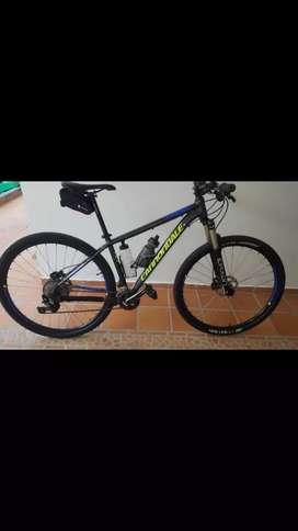 Vendo bici cannondale