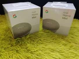 Vendo Google Home mini nuevo original