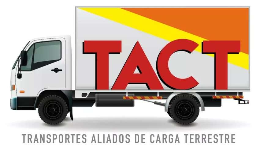 Se solicita el servicio de transporte de carga liviana y carga pesada a nivel nacional 0