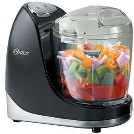 Mini Procesador De Alimentos Oster 125W 3320 – Negro Electrodomésticos jared