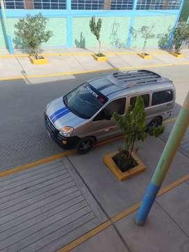 En venta hyndai xtarex h1 11 pasajeros