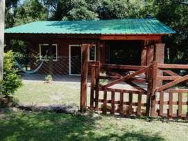 Alquilo Cabaña para 4 personas