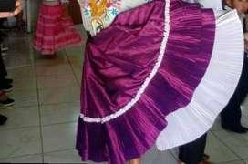 Falda de Marinera para niña