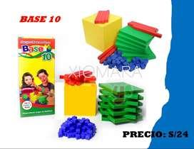 BASE 10 / JUEGOS DIDACTICOS