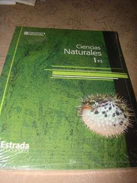 Libro Cs Naturales 1es Editorial Estrada