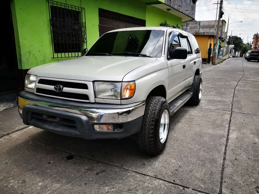 Toyota 4runner mecánico 4 cilindros 0