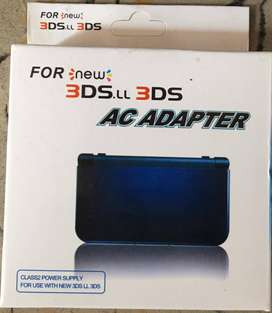 Cargador Nitendo 3DS Nuevo Genérico (Cada Uno 35.000)