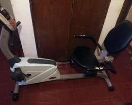 Bicicleta Magnética Recumbent Usada
