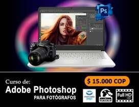 Curso de Adobe Photoshop para fotógrafos