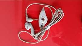 Manos Libres Originales Marca Nokia, Motorola, LG y Siemens. $10.000