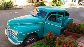 Vendo o permuto carro clásico