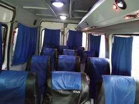 Vendo ducato minibus 14+1
