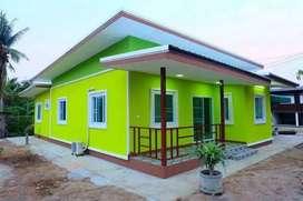 Remodelación de casas.fachadas, pintura interiores, tambien carpintería puertas, closets,