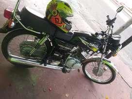 Rx 100 2006 original