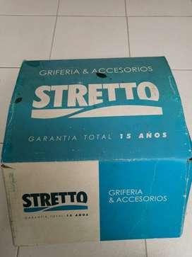 GRIFERIA LAVAMANOS STRETTO