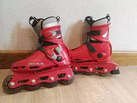 patines/ rollers