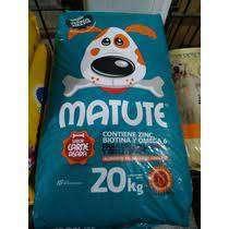 MATUTE PERRO ADULTO X 20 KG + SNACK DE REGALO