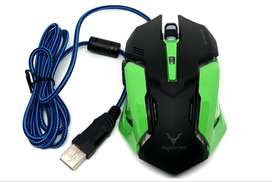 Mouse Gamer Pro ChIropter X2 con mouse pad grande incluido