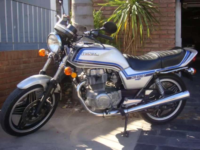 Honda CB 400 t hawk 1981