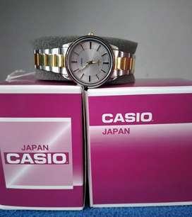 Reloj Dama Casio Original