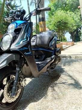 Bws x motard