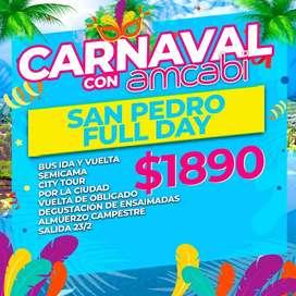 Turismo 2020 carnavales