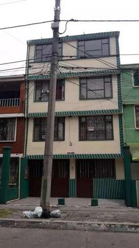 ARRIENDO Apartamento 3 habitaciones,  2 closet, cocina ,1 baño, salacomedor