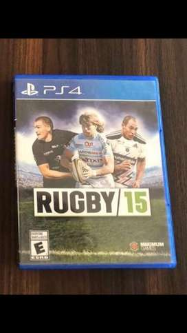 Vendo rugby 2015